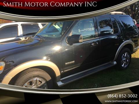 2006 Ford Explorer for sale at Smith Motor Company INC in Mc Cormick SC