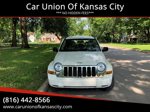 2006 Jeep Liberty for sale at Car Union Of Kansas City in Kansas City MO