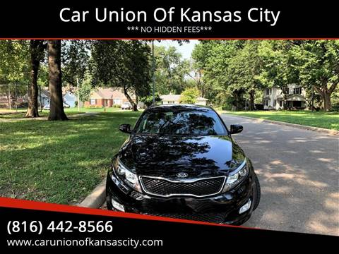 2015 Kia Optima for sale in Kansas City, MO