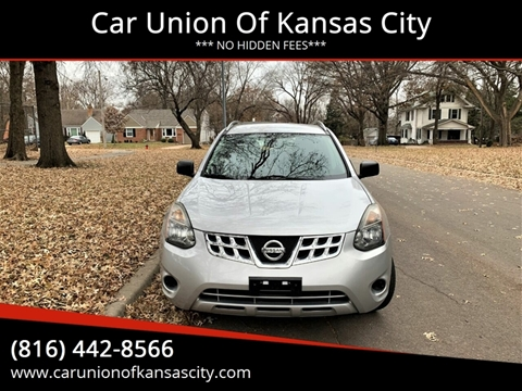 2014 Nissan Rogue Select for sale at Car Union Of Kansas City in Kansas City MO