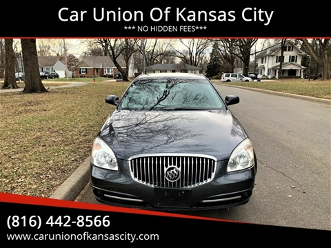 2010 Buick Lucerne for sale at Car Union Of Kansas City in Kansas City MO