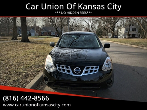 2012 Nissan Rogue for sale at Car Union Of Kansas City in Kansas City MO
