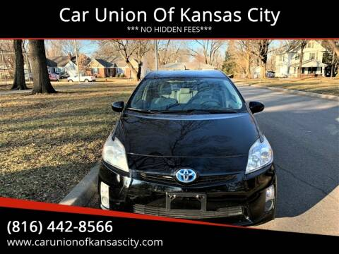 2010 Toyota Prius for sale at Car Union Of Kansas City in Kansas City MO