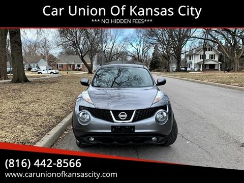 2012 Nissan JUKE for sale at Car Union Of Kansas City in Kansas City MO