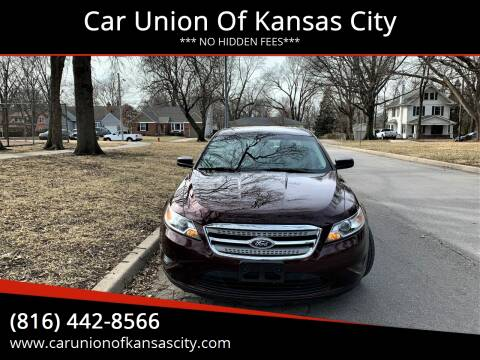 2011 Ford Taurus for sale at Car Union Of Kansas City in Kansas City MO
