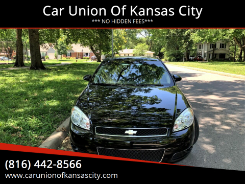 2012 Chevrolet Impala for sale at Car Union Of Kansas City in Kansas City MO