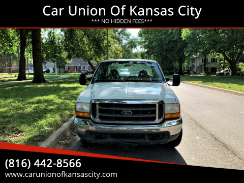 2000 Ford F-250 Super Duty for sale at Car Union Of Kansas City in Kansas City MO