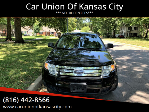 2010 Ford Edge for sale at Car Union Of Kansas City in Kansas City MO