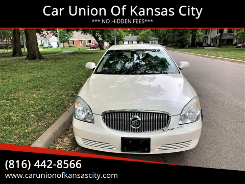 2009 Buick Lucerne for sale at Car Union Of Kansas City in Kansas City MO
