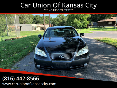 2008 Lexus ES 350 for sale at Car Union Of Kansas City in Kansas City MO