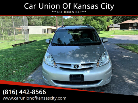 2008 Toyota Sienna for sale at Car Union Of Kansas City in Kansas City MO