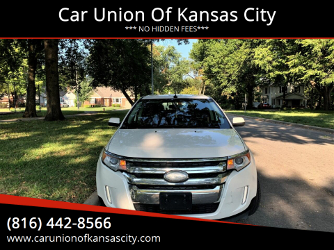 2011 Ford Edge for sale at Car Union Of Kansas City in Kansas City MO