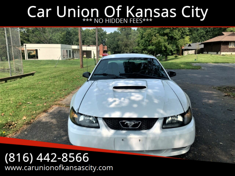 2004 Ford Mustang for sale at Car Union Of Kansas City in Kansas City MO