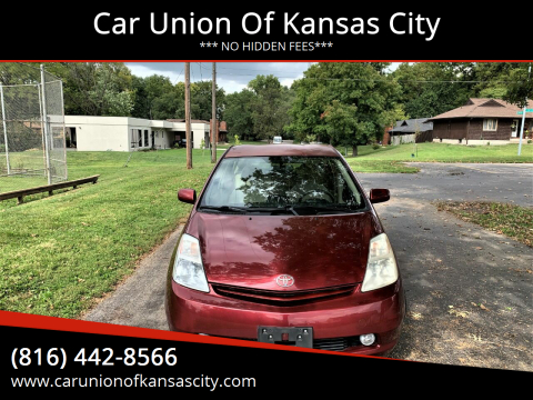 2005 Toyota Prius for sale at Car Union Of Kansas City in Kansas City MO