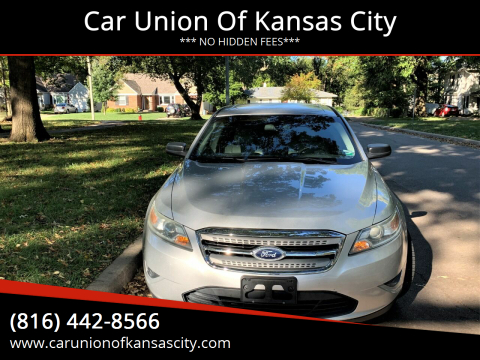 2010 Ford Taurus for sale at Car Union Of Kansas City in Kansas City MO