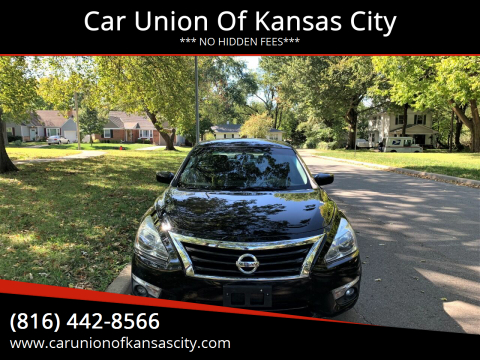 2015 Nissan Altima for sale at Car Union Of Kansas City in Kansas City MO