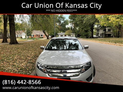 2010 Ford Fusion for sale at Car Union Of Kansas City in Kansas City MO