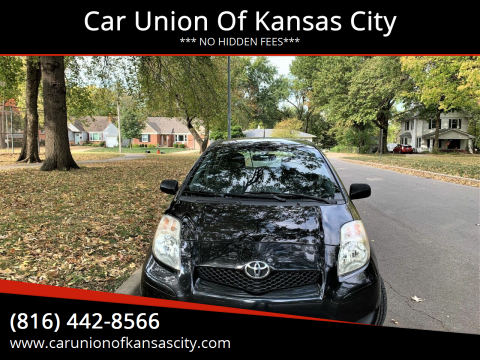 2009 Toyota Yaris for sale at Car Union Of Kansas City in Kansas City MO