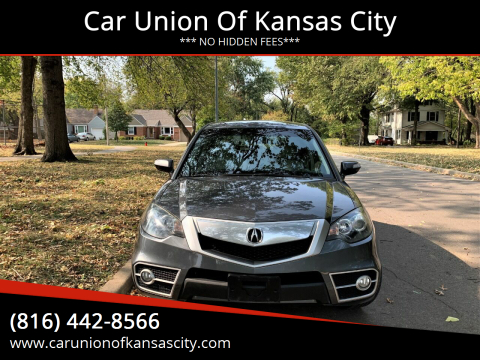 2011 Acura RDX for sale at Car Union Of Kansas City in Kansas City MO