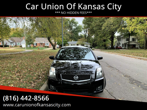 2011 Nissan Sentra for sale at Car Union Of Kansas City in Kansas City MO