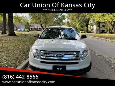 2007 Ford Edge for sale at Car Union Of Kansas City in Kansas City MO