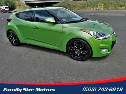 2012 Hyundai Veloster for sale in Gladstone, OR