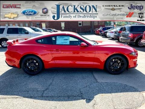 2019 Ford Mustang for sale in Clinton, IN