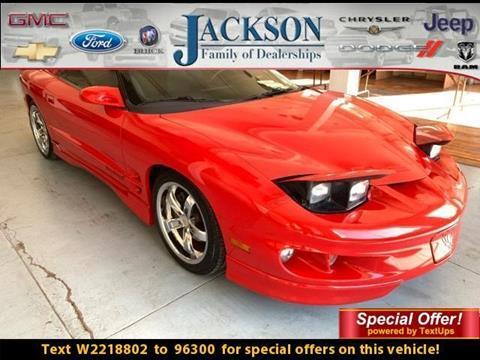 1998 Pontiac Firebird for sale in Clinton, IN