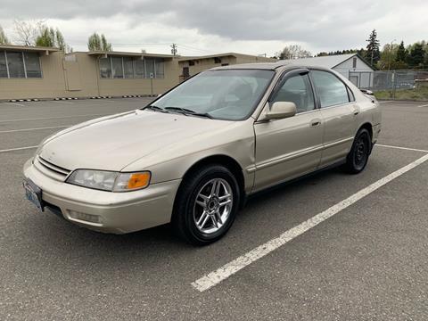 1995 Honda Accord for sale in Tacoma, WA