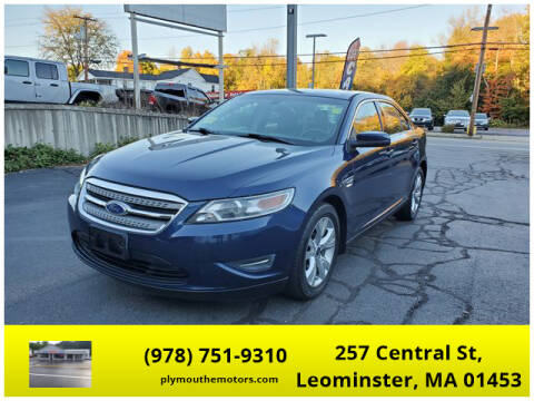 2012 Ford Taurus for sale in Leominster, MA