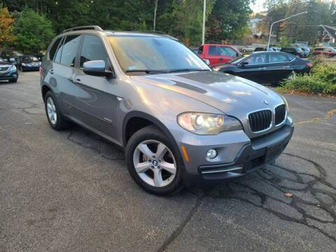 2009 BMW X5 for sale at Plymouthe Motors in Leominster MA