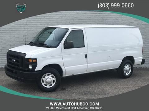 2013 Ford E-Series Cargo for sale in Denver, CO