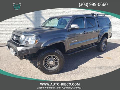 2013 Toyota Tacoma for sale in Denver, CO