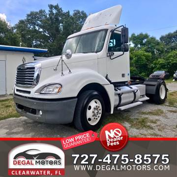 2006 Freightliner Columbia 120 for sale in Clearwater, FL