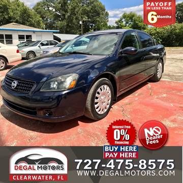 Buy Here Pay Here Clearwater Fl >> Nissan For Sale In Clearwater Fl Degal Motors