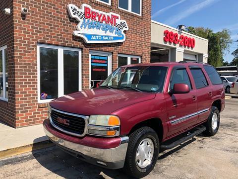2004 GMC Yukon for sale in Portsmouth, VA