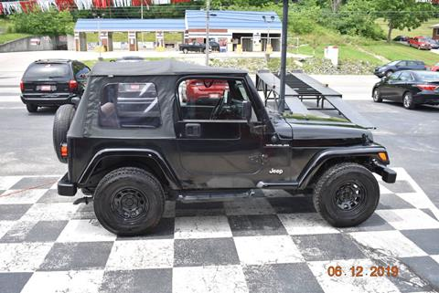 1999 Jeep Wrangler for sale in Aurora, IN