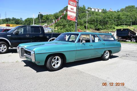 1968 Pontiac Catalina for sale in Aurora, IN