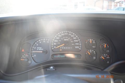 2006 Chevrolet Silverado 1500HD for sale in Aurora, IN