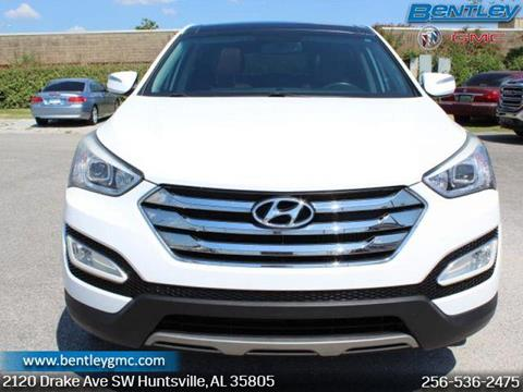 2013 Hyundai Santa Fe Sport for sale in Huntsville, AL