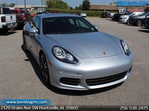 2015 Porsche Panamera for sale in Huntsville, AL