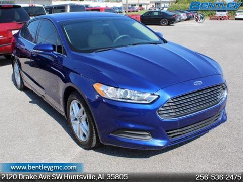 2016 Ford Fusion for sale in Huntsville, AL