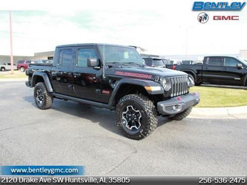 2020 Jeep Gladiator for sale in Huntsville, AL