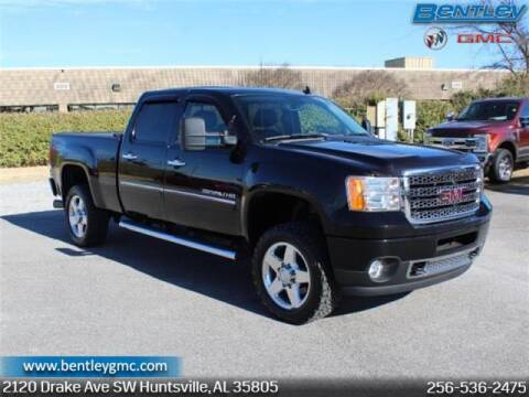 2011 GMC Sierra 2500HD for sale in Huntsville, AL