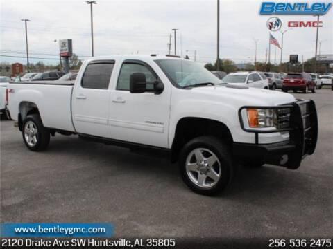 2014 GMC Sierra 2500HD for sale in Huntsville, AL