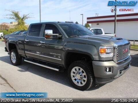 2017 GMC Sierra 2500HD for sale in Huntsville, AL