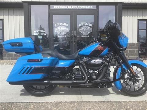 2018 Harley-Davidson Street Glide for sale in Jamestown, ND
