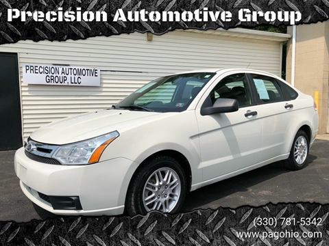 2010 Ford Focus for sale at Precision Automotive Group in Youngstown OH