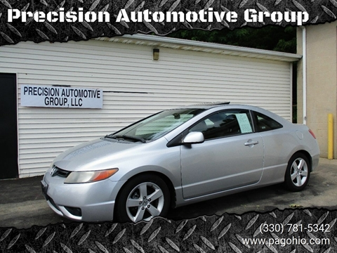 2006 Honda Civic for sale at Precision Automotive Group in Youngstown OH