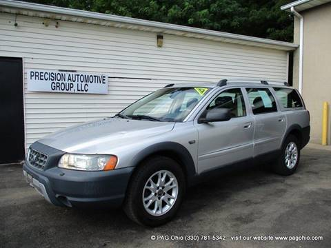 2005 Volvo XC70 for sale at Precision Automotive Group in Youngstown OH